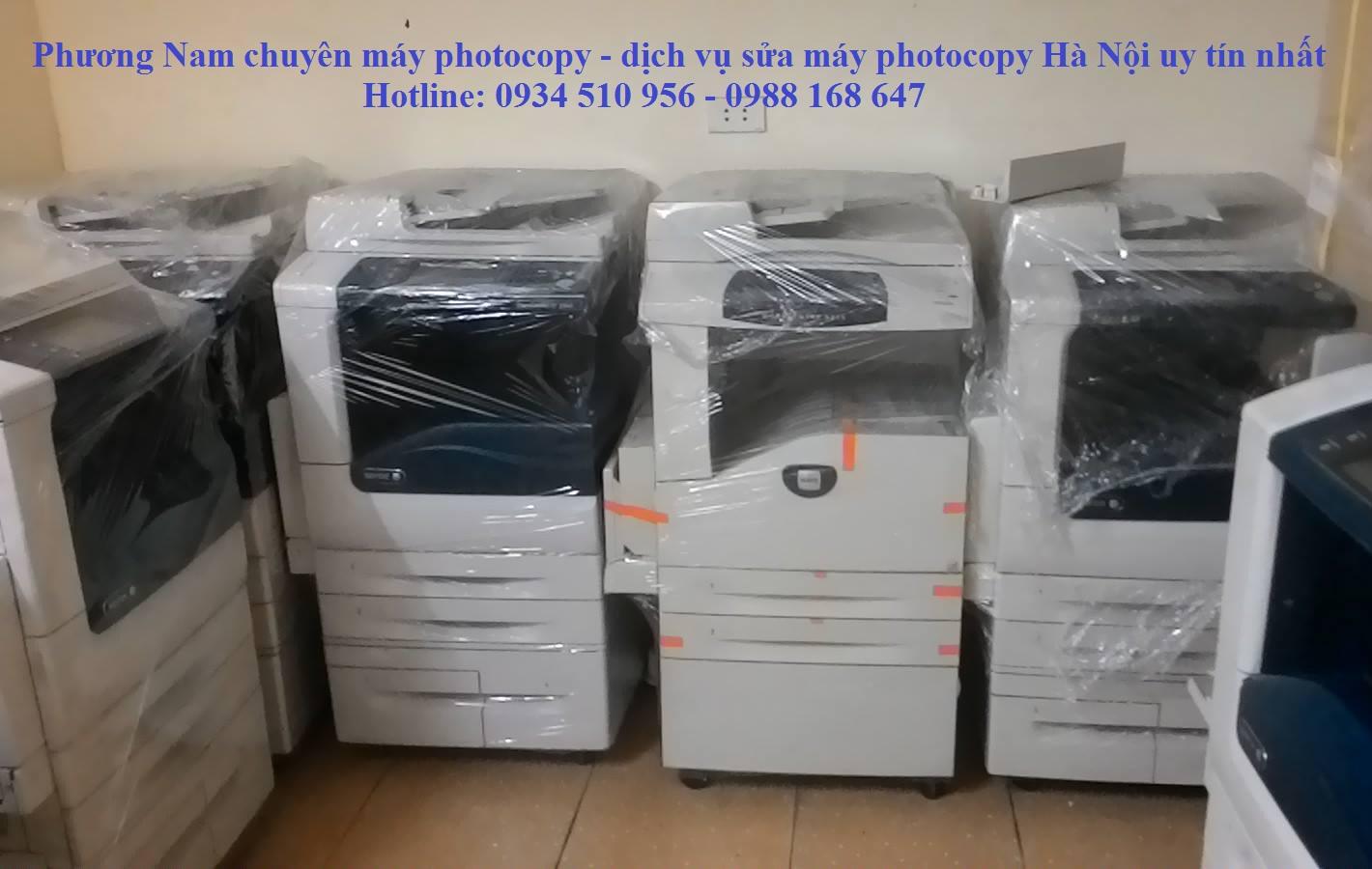 Tin tưởng dịch vụ sửa máy photocopy tại Lê Đức Thọ, đổ mực máy photocopy